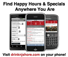 Go to drinknjshore.com on your phone!
