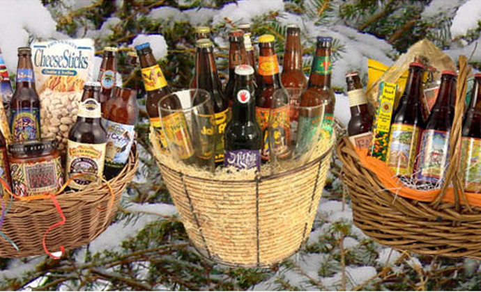 24. Craft Beer Gift Basket Design the perfect craft bee - New Jersey ...