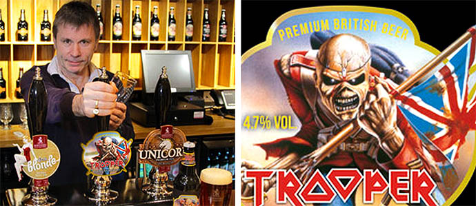 Heavy Metal Booze: 5 Hard Rockers Who Make Easy Drinks