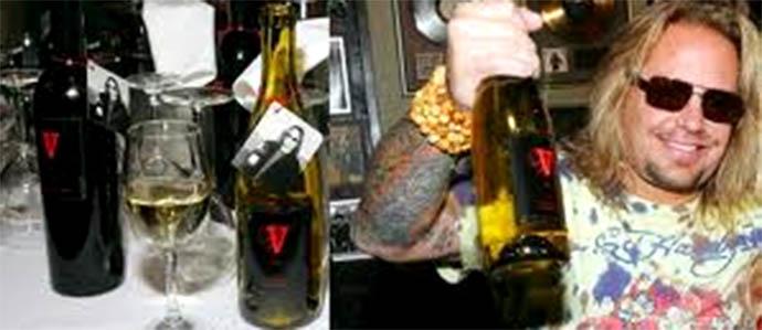Heavy Metal Booze: 5 Hard Rockers Who Make Easy Drinks