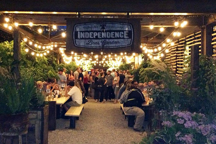 Best Bars For Outdoor Drinking in Philadelphia, 2017