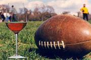 Football & Wine? You Bet!