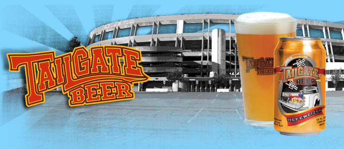 Tailgate Beer: Craft Cans for the Masses