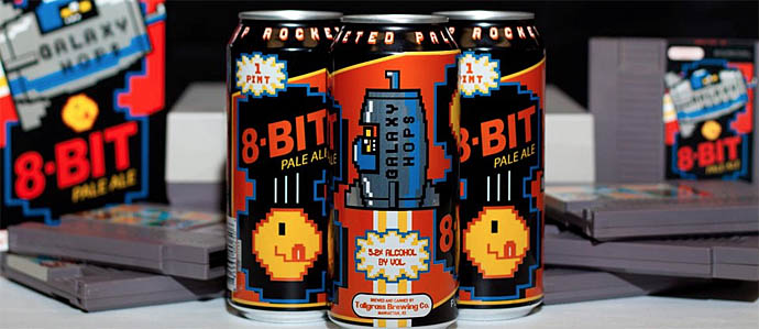 8-Bit Ale from Tallgrass Brewing Co.