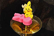 Official Easter Cocktail: Zombie Peep Corpse Reviver