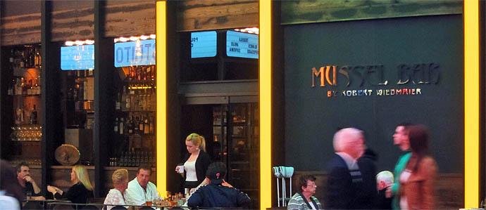 Now Open: Robert Wiedmaier's Mussel Bar at Revel Resort