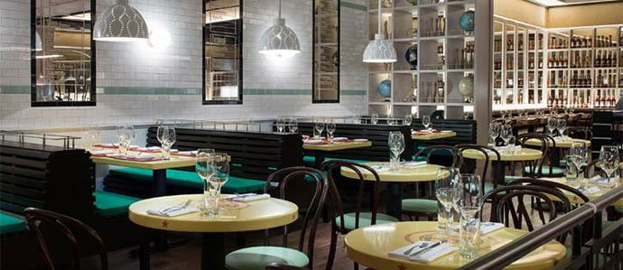 Lugo Cucina e Vino: Italian Fantasy at Revel Resort
