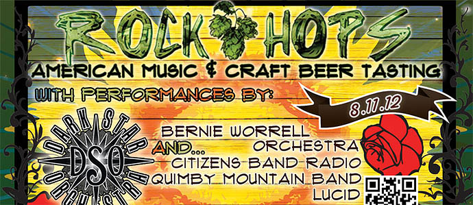 RockHops: American Music & Craft Beer Festival, August 11