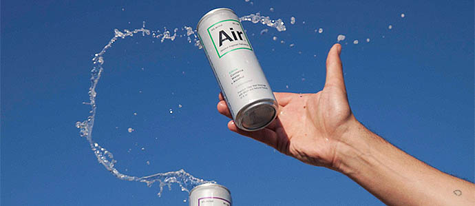 Air to Drink: Is Nothing Better Than Something?