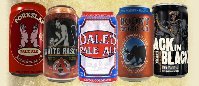 Bonfire Beer: Five Craft Cans for Fall
