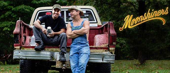 Moonshiners Second Season Now Playing on Discovery Channel