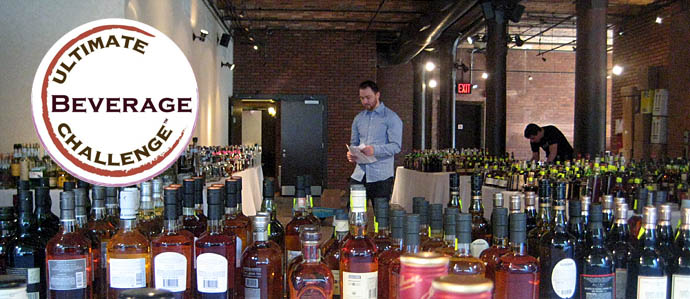 By the Numbers: The Ultimate Spirits Challenge Takes Rating Booze Seriously