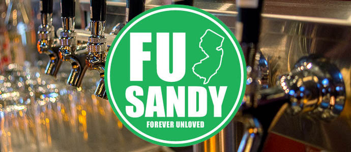 Flying Fish Brewing to Release F. U. Sandy Beer for Charity