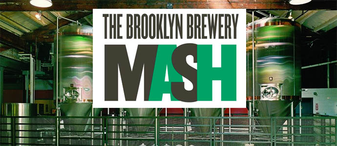 Brooklyn Brewery Mash Brings Beer, Food & Art to 11 Cities in 2013