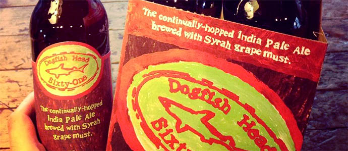 Beer Review: Dogfish Head Sixty-One