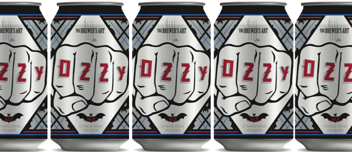 The Brewers Art Gets a Cease and Desist Letter From Ozzy Osbourne