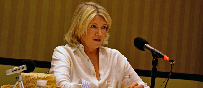 Martha Stewart Swears Gin Improved Her Scrabble Game