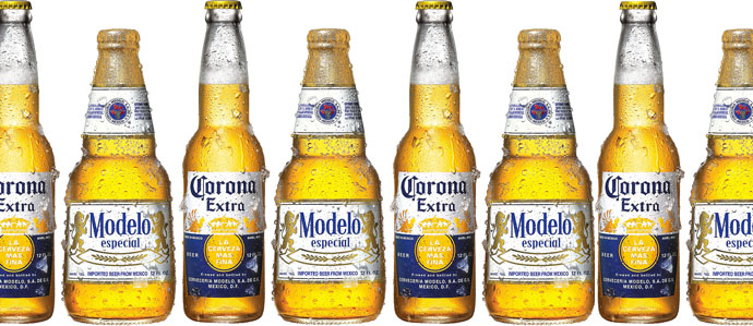 America's Two Most Popular Domestically-Owned Beers Are Both Brewed in Mexico