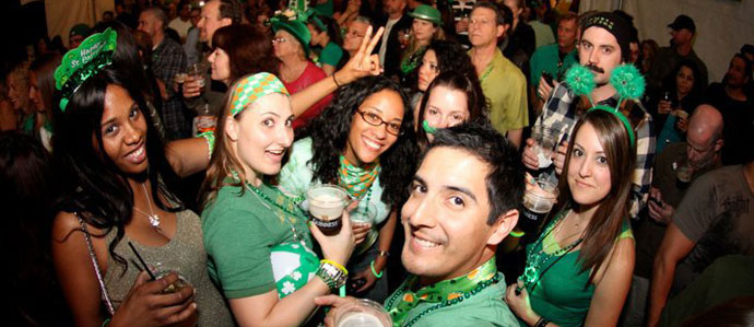 Best Irish Pubs for Irish Weekend at the Shore