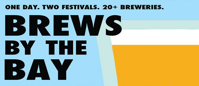 Brews By the Bay Celebrates Both Sides of the Bay in Cape May and Lewes, Sept 6