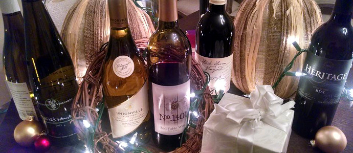 Skip the Malls and Hit the Vineyards This Thanksgiving Weekend During the New Jersey Holiday Wine Trail, Nov. 27-29