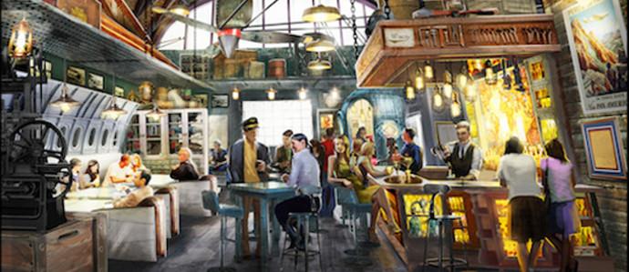 Cool off With a Hovito Mojito at Disney's New Indiana Jones Themed Bar