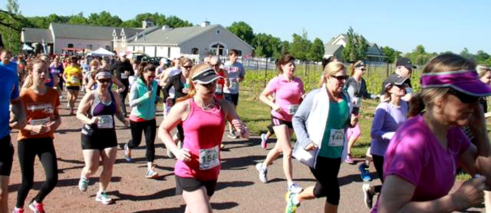 Beer, Wine and Glory Await You at the Finish Line of These Races