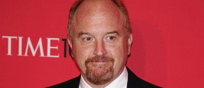 Louis CK Drops a Surprise Show That's Set Entirely in a Bar