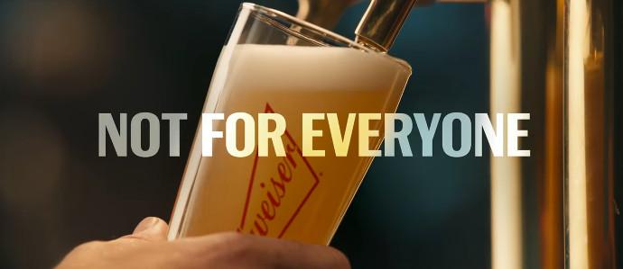 Bud Super Bowl Ad Craft Beer