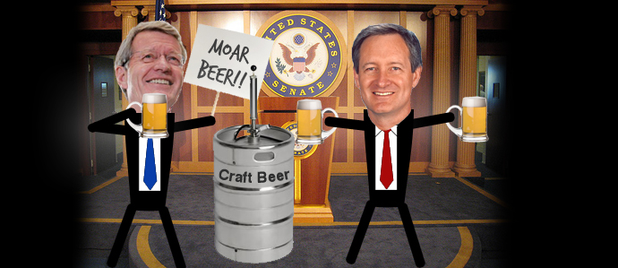 Small Brewing Gets a Voice in Government
