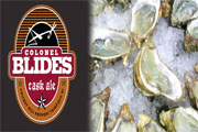 8-21: Rare Firkin Tapping and Oyster specials
