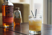 Home Bar Project: How to Make a Gold Rush
