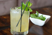 Home Bar Project: How to Make a Whiskey Smash