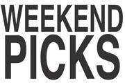 Weekend Picks, 10/14-10/16