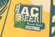 Atlantic City Beer & Music Festival Announces Ticket Sales and 2016 Music Line-Up for April 8-9