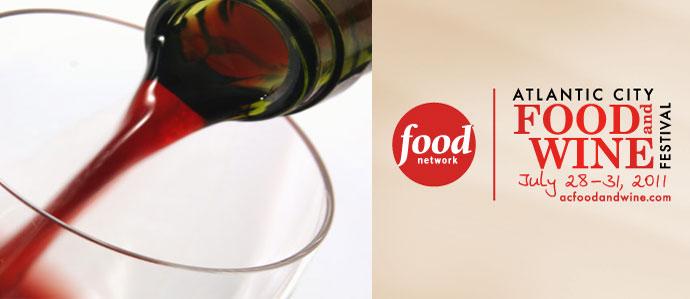 Food Network Wine And Food Festival Atlantic City