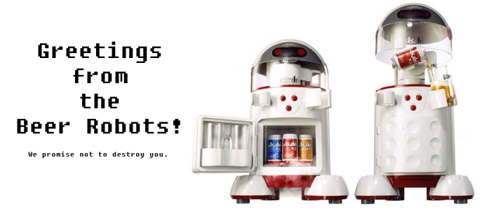 Robots Really Are Our Best Friends