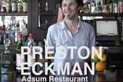Be The Bartender: Preston Eckman