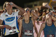 Women's Beer Mile Record Shattered at First Ever Beer Mile World Championships
