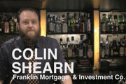 Be the Bartender: Colin Shearn