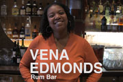 Be the Bartender: Vena Edmonds
