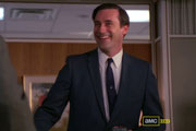 Mad Men Creator Admits to Actors Drinking on the Job