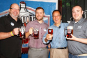 Craft Beer New Jersey Shore | Boston Brewing Company's Jim Koch Announces Samuel Adams LongShot Homebrew Contest Winners and Nitro Brews Coming Soon | New Jersey Shore