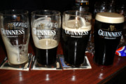 Guinness Reigns Supreme on St. Patrick's Day, According to Untappd