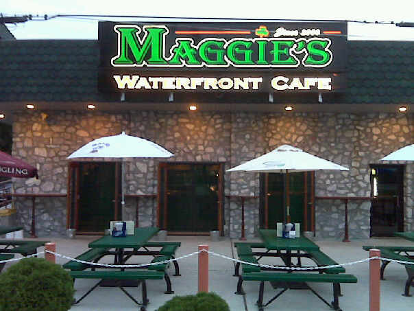 Maggie S Waterfront Cafe Events