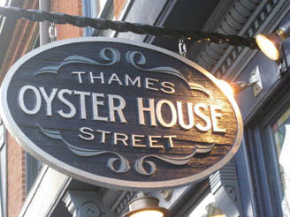 Amazing Thames Street Oyster House   New Jersey Shore   The Best Happy Hours,  Drinks U0026 Bars Down The Shore
